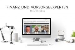 Strona internetowa Warszawa - finanzundexpertieren