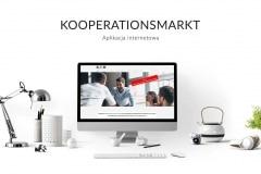 Strona internetowa Warszawa - Kooperationsmarkt