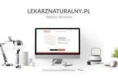 Strona internetowa Warszawa - lekarznaturalny