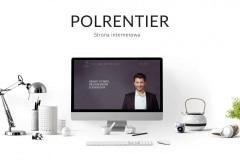 Strona internetowa Warszawa - Polrentier