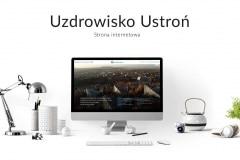 Strona internetowa Warszawa - Uzdrowisko Ustroń